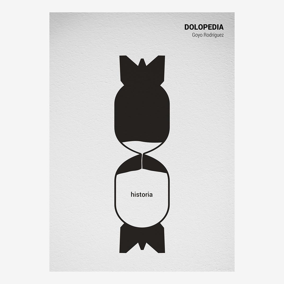 Dolopedia. Exposición conceptraciones by Goyo Rodríguez
