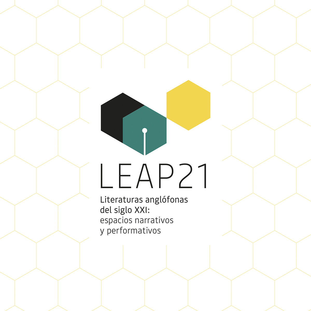 LEAP21. Diseño identidad Goyo Rodríguez