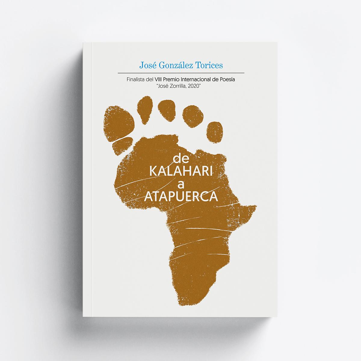 De Kalahari a Atapuerca. Portadas by Goyo Rodríguez