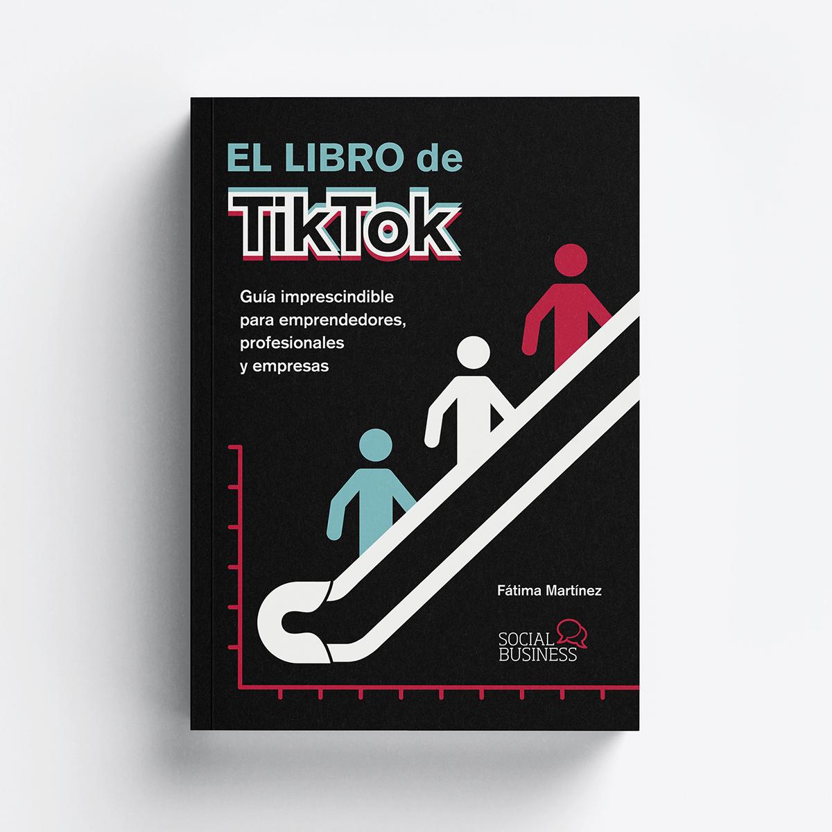 El libro de TikTok. Portada by Goyo Rodríguez