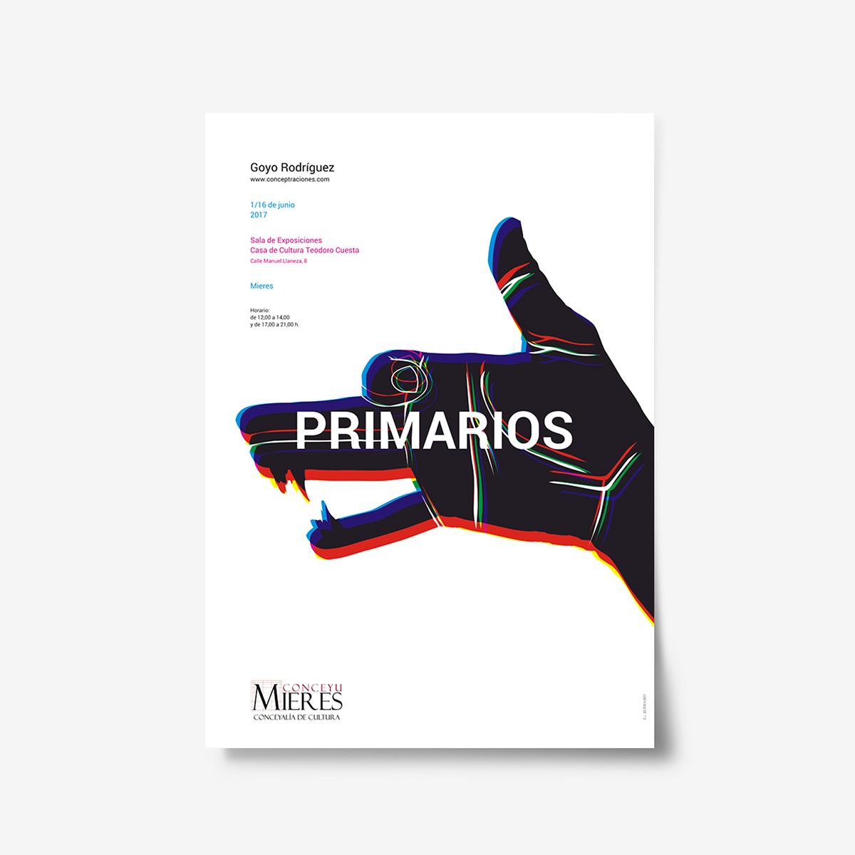 Primarios. Exposiciones conceptraciones en Mieres