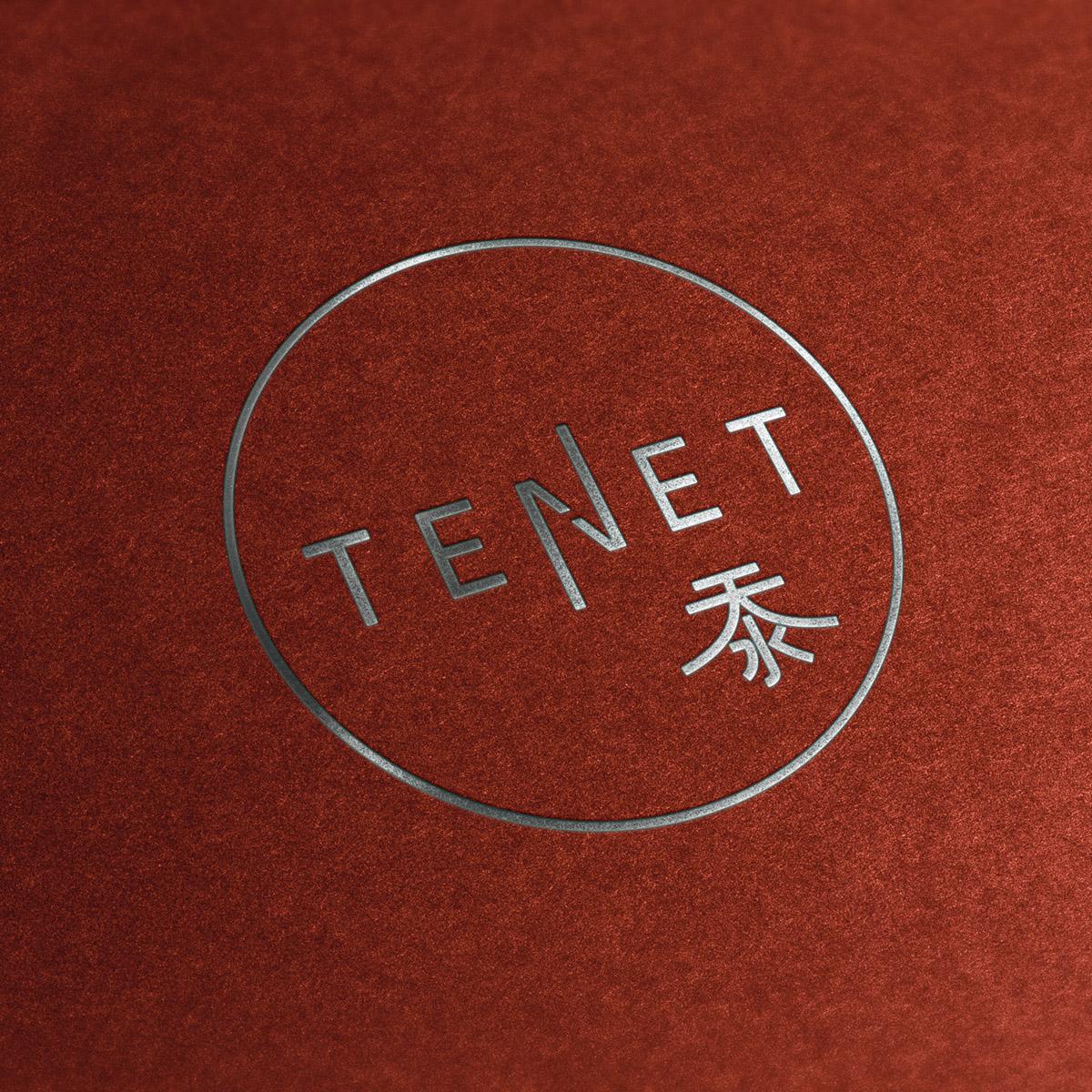 Tenet. Identidad y diseño de imagen by Goyo Rodríguez