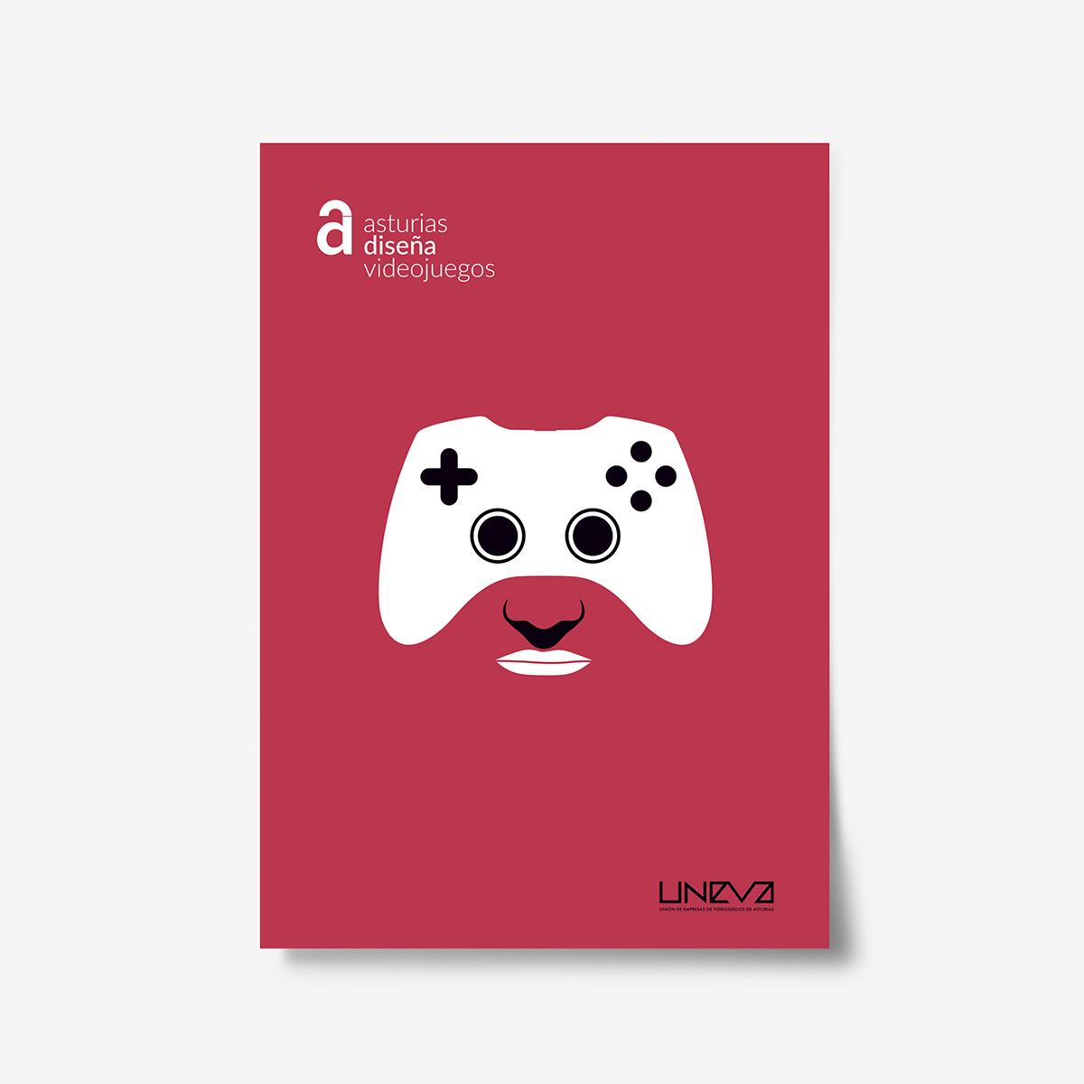 UNEVA. Diseño icono by Goyo Rodríguez